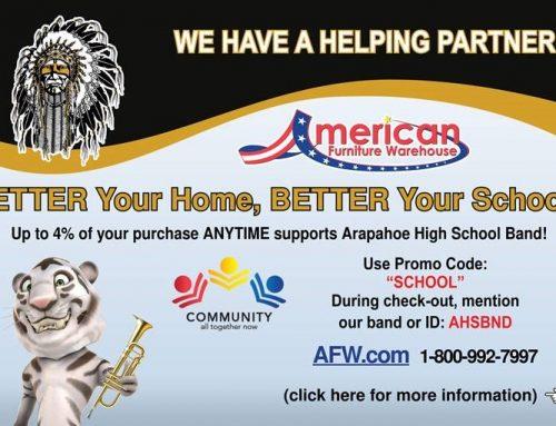 American Furniture Warehouse Fundraiser